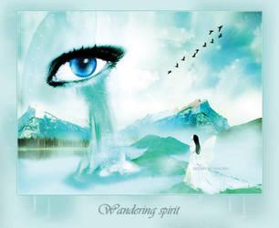 Wandering spirit by NARDEN