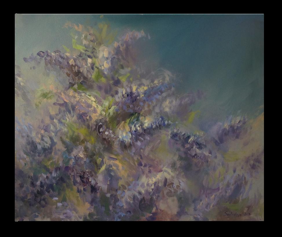 Lilac by Saulesleja