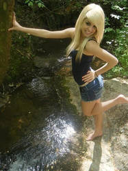 at the creek by j3nnamari3