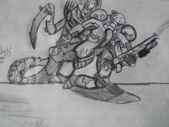 Starcraft doodle by bluefire5678