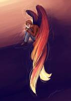 Nephilim wings by Yifera