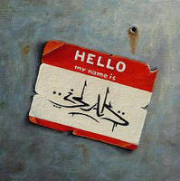 hello my name is... by inkasi