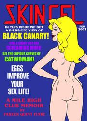 Black Canary by sethereid