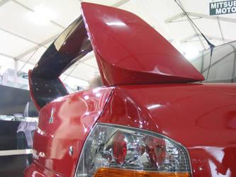 Mitsubishi Evo VIII by ElMachico