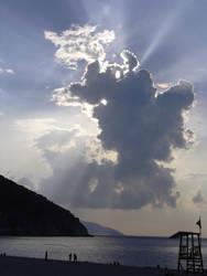 Summer Clouds 08 by ElMachico