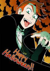 Happy Halloween!! by Flipfloppery