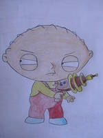 Stewie GRIFFIN by Butter-Loops25