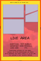 Comic Template Guide by akeli