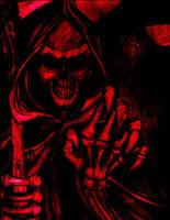 Grim Reaper by Rikkira