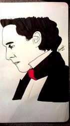 Sir Thomas Sharpe in Crimson Peak by meerkat--love