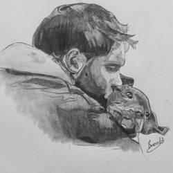 Tom Hardy by meerkat--love