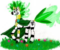 Goddess of Everfree by PetalFluff