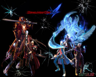 Devil May Cry 4 by Satsujin92