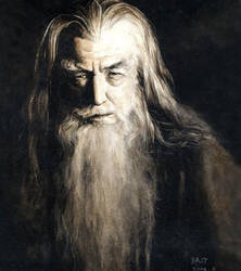 Gandalf by EastMonkey