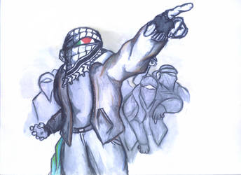 Palestinian Revolutionaries by anatolian