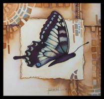Butterfly 1 by Oriencor