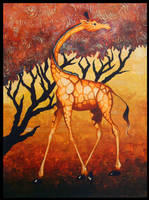 Giraffe by Oriencor