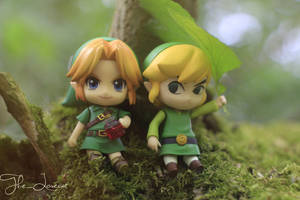 Link Brothers by ChannyBarbie