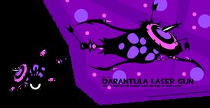 Darantula Laser gun by Reyzuken