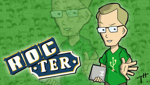 RocTer Comics: Al by TonyTheToonist