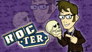 RocTer Comics: Dave by TonyTheToonist