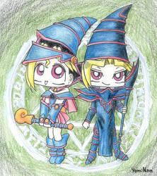 Magicians by Yami-Nae