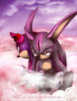 Mist Hedgehogs by SV-Spinny