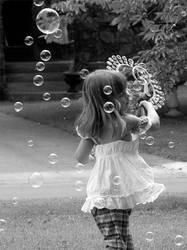 Bubbles by brindlegreyhound