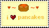 Stamp - Pancake Love by younnie7