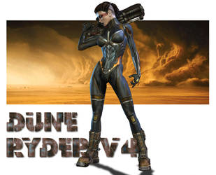 Dune Ryder V4 by shaft73