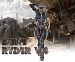 Dune Ryder: Desolate Survivor by shaft73