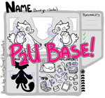 BagBean P2U Ref Base! by TawnySoup