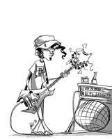 PunkRocker by JordiHP