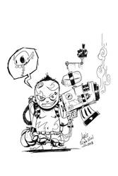 Bad Boy by JordiHP