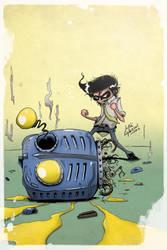 Robot fight by JordiHP