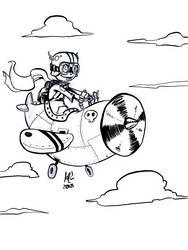 Fly away by JordiHP