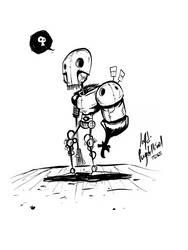Roboskull by JordiHP