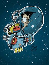 Astronaut by JordiHP