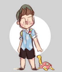 ryan and shuckle by PikatsuTran