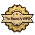 Horse-Art-RPG Badge by Danesippi