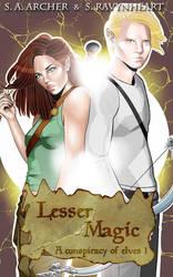 Lesser Magic by TheDarkscarlet1