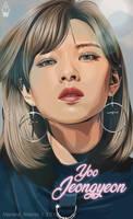 Jeongyeon by babalz08