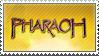 Pharaoh Stamp by longestdistance