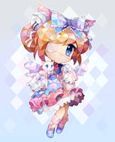 Commission for Cutesu by longestdistance