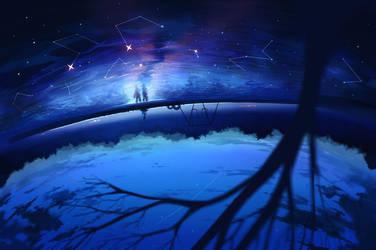 Past the stargazing season. by longestdistance