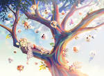 Fool's fairy tale. by longestdistance