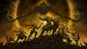 Ring of Death by ArtofLeoLi