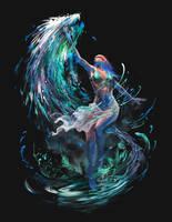 Waterdancer by ArtofLeoLi