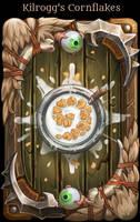 Kilroggs Cornflakes by ArtofLeoLi