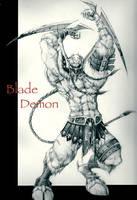 Blade Demon by ArtofLeoLi